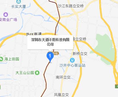深圳家庭汗蒸房装修公司百度地图位置